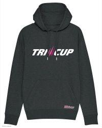 Sweat Triathlon TRI-CUP - Gris Foncé