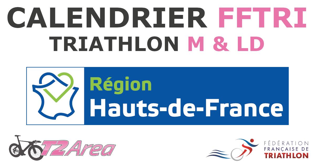 Calendrier Triathlon 2021 France Calendrier Triathlon FFTRI   Ligue Région Hauts de France